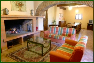Umbria - Villa Collepera: il girasole apartment